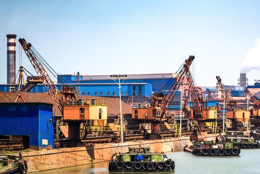 recogida industrial
